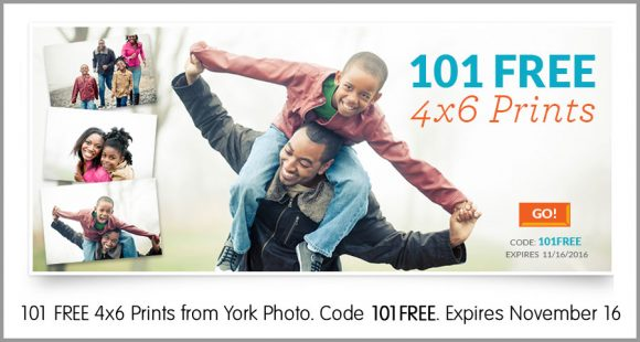 Free Prints from York Photo