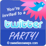 you are invited to a Twitter party