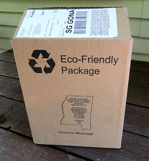 Proflowers Eco Friendly Packaging