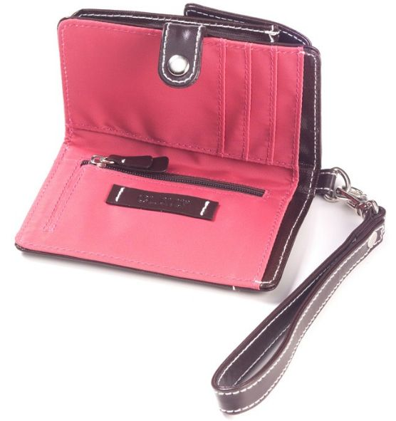 clava wellie cell phone wallet