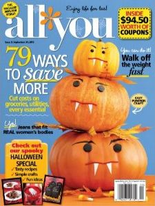 all you magazine monthly sweepstakes