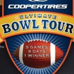 Cooper Tires Ultimate Bowl Tour Sweepstakes