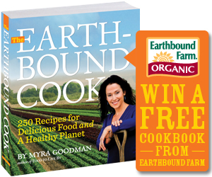 win the earthbound cookbook by myra goodman