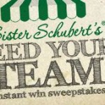 sister shubert coupon and instant win game