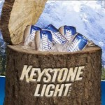 win a stump cooler form keystone light beer