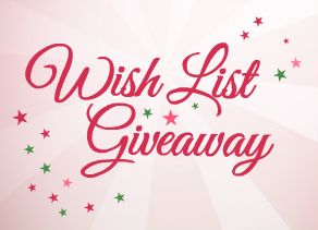 Golden Canyon Candle Wishlist Giveaway