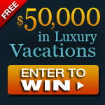win a trip of a lifetime luxury vacation sweepstakes