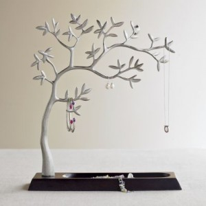 red envelope jewelry tree