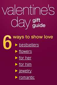 red envelope valentines day gift guide