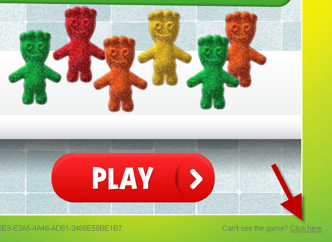 sour patch kids instant win game