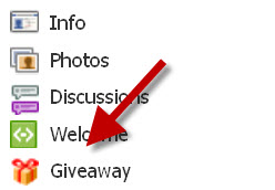 how to use hooplasoftto create a Facebook fan page giveaway
