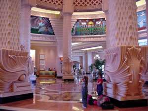 Atlantis Resort Bahamas Foyer