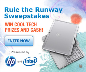 Lifetime Rule the Runway Sweepstakes