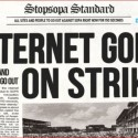 sopa and pipa strike