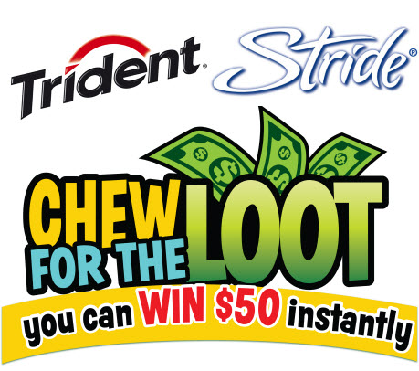 chew for the loot instant win game