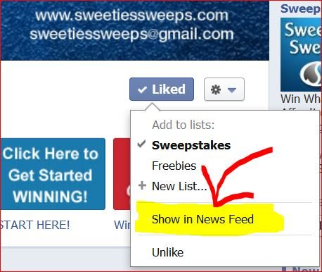 How to see Facebook Fan pages in your News Stream