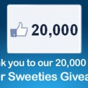 sweeties sweeps thank you giveaway