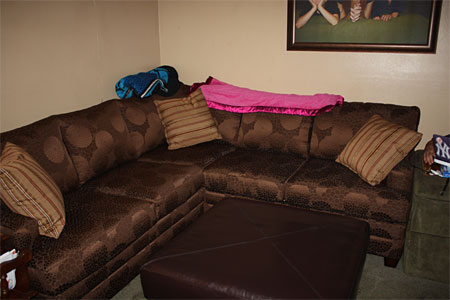 Bassett Couch Sweepstakes Winner
