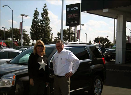 GMC Truck Sweepstakes Winner