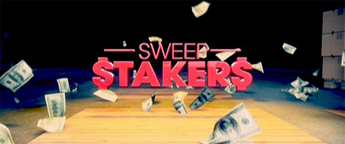 Sweepstakers TV show on the OWN Network airs January 2