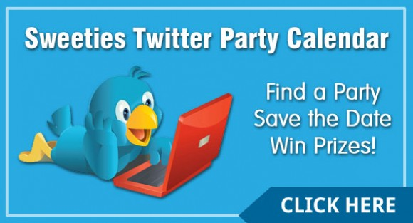 Sweeties Twitter Party Calendar