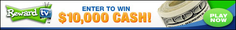 Win Big Cash from RewardTV