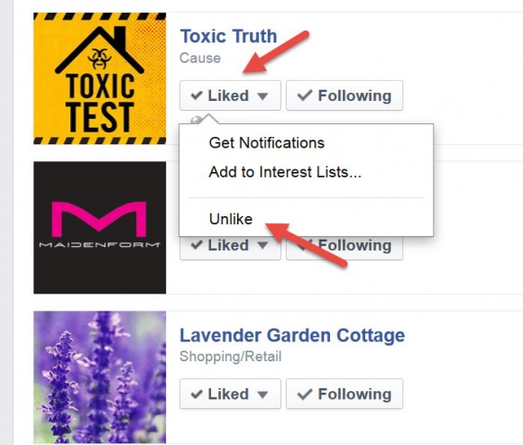 "How to ""Unlike"" Multiple Facebook Fan Pages at Once"