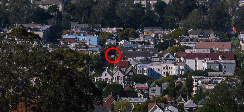 San Francisco Sweepstakes Fiat Locations