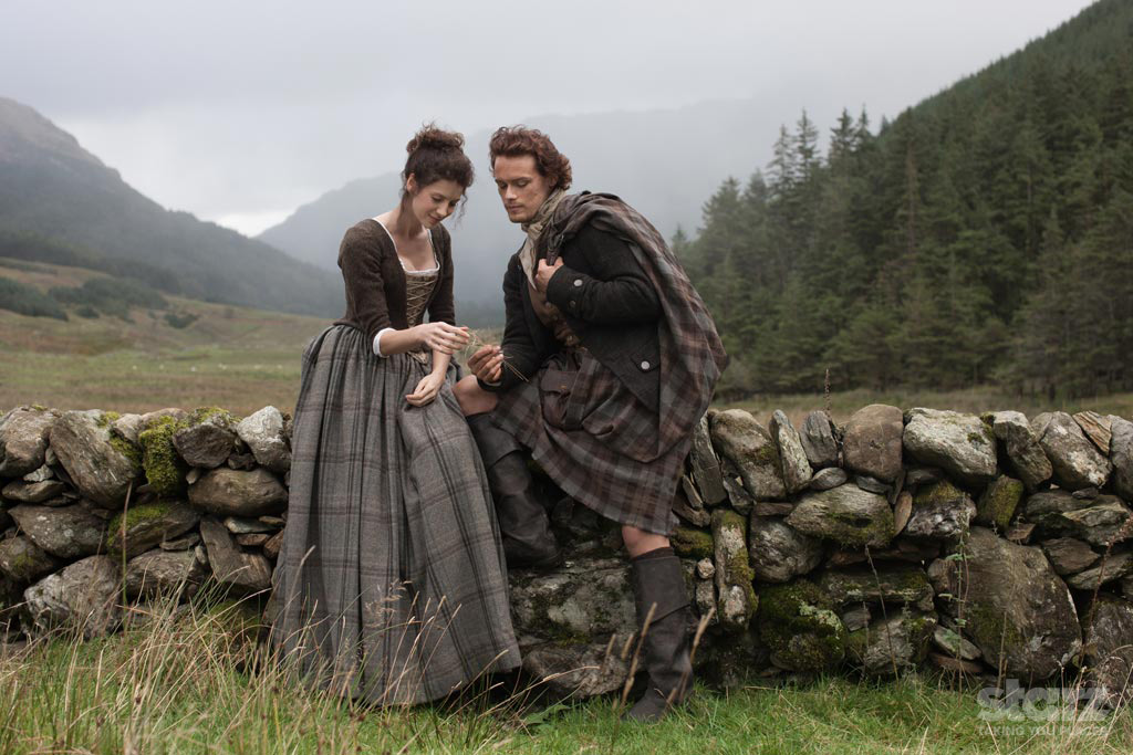 Starz Outlander Watch and Win Code