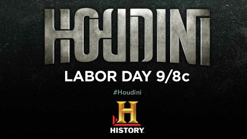 houdini history channel premiere