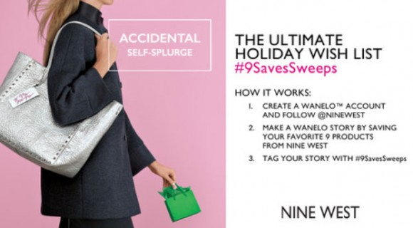 Nine West 9 Saves For The Holidays Sweepstakes #9SavesSweeps