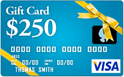 The Beat $250 Visa Gift Card Giveaway