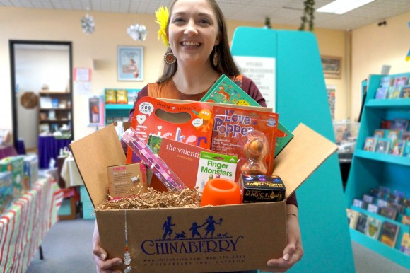 Chinaberry Valentine's Gift Box Giveaway