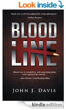 Blood Line Thriller by John Davis