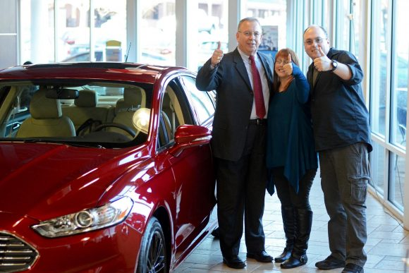 Ford Fusion Winner