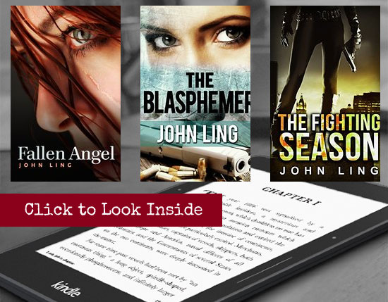 john ling books, One lucky winner will receive a brand-new Amazon Kindle Voyage or a $289 Amazon gift card from Thriller Writer, John Ling. This giveaway is open to all residents worldwide.