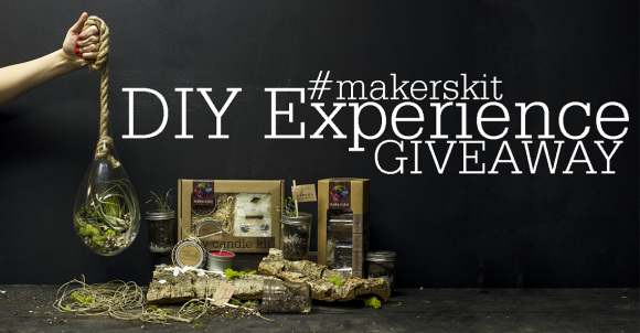 makerskit diy experience kit giveaway