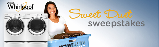 Pampers Rewards Sweet Duets Sweepstakes