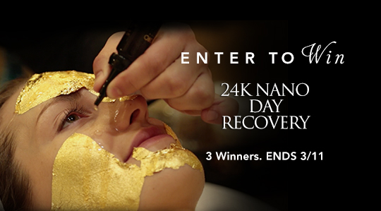 OROGOLD Cosmetic 24K Nano Day Recovery Cream Giveaway