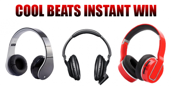 Shop Your Way Cool Beats Instant Win Game