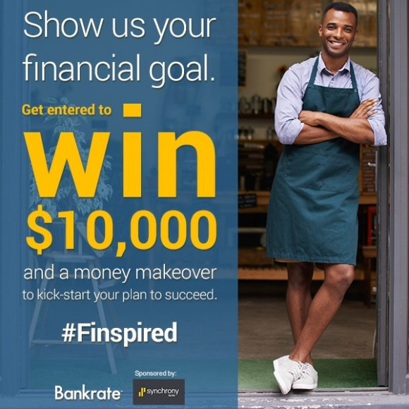 Bank Rate $10,000 Cash Contest