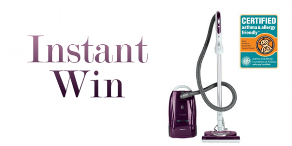 Shop Your Way Kenmore Vacuum Instant Win Game
