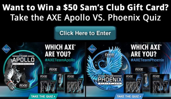 Take the AXE Back to College quiz here to find out which AXE scent best suits you http://bit.ly/1IodWaA and share your result using the hashtag ‪#‎AXETeamApollo‬ or ‪#‎AXETeamPhoenix‬