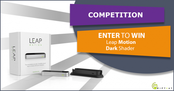 Win a Leap Motion Controller from Rift Cat