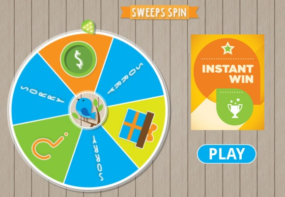 "Shop Your Way ""Share Your Opinion"" Instant Win Game"