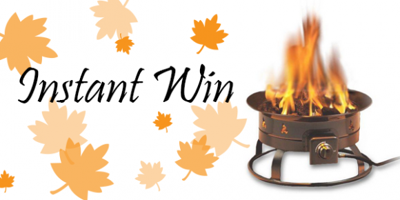 Shop Your Way Fireside Chats Instant Win Game
