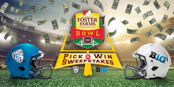 Foster Farms Pick & Win Sweepstakes