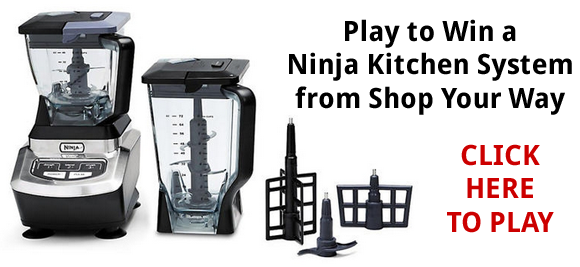 Win a Ninja Kitchen System from Shop Your Way