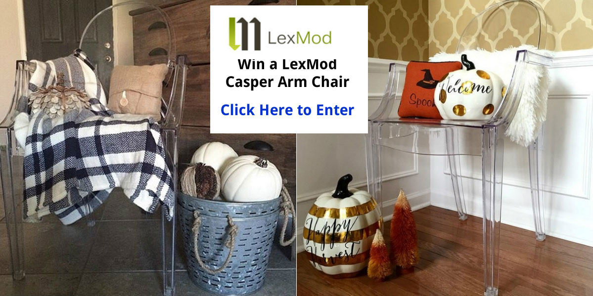LexMod Fall in Love with Autumn Sweepstakes