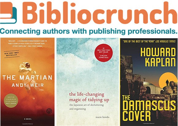 Bibliocrunch Best-Selling Books Giveaway